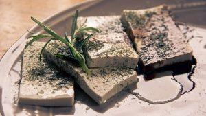 A qué sabe el tofu